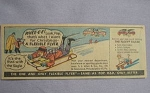 1959 Sled Ad Flexible Flyer and Flexy Racer from S. L. Allen & Co., Philadelphia